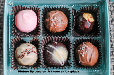 Chocolates for Lent: Joseph of Arimathea