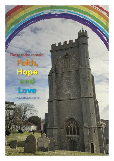 Weekly Pastoral Letter 17th May 2020