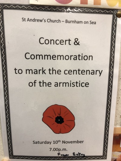 World War 1 Concert
